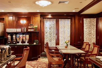 Breakfast Area   Excelsior Hotel