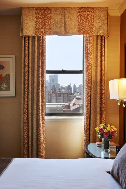 Guestroom View | Excelsior Hotel