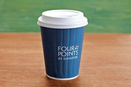 In-Room Coffee | Four Points by Sheraton Downtown Seattle Center
