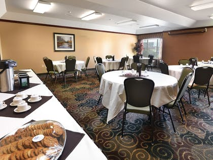 Meeting Facility | Crystal Inn Hotel & Suites Salt Lake City - Downtown