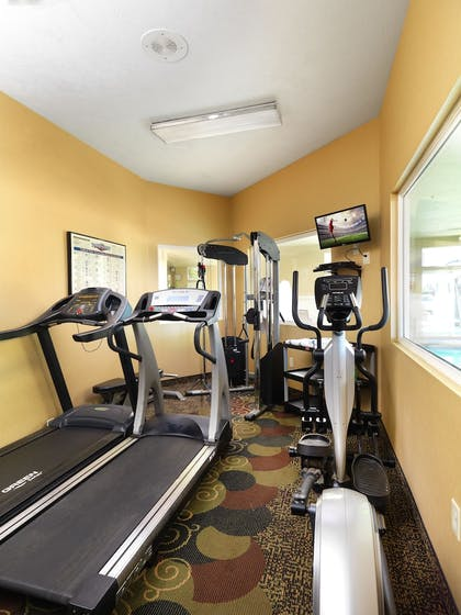 Sports Facility | Crystal Inn Hotel & Suites Salt Lake City - Downtown