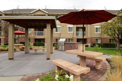 Gazebo | Residence Inn by Marriott Salt Lake City - Downtown