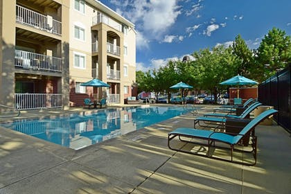 Pool | Residence Inn by Marriott Salt Lake City - Downtown
