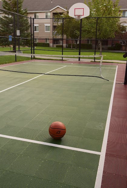 Sport Court | Residence Inn by Marriott Salt Lake City - Downtown