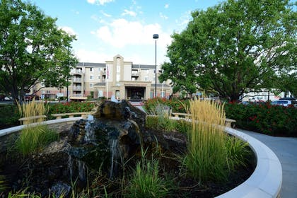 Garden View | Residence Inn by Marriott Salt Lake City - Downtown