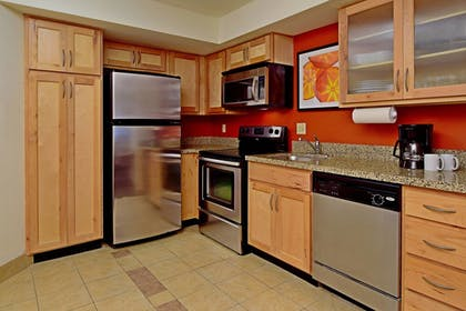 In-Room Kitchen | Residence Inn by Marriott Salt Lake City - Downtown