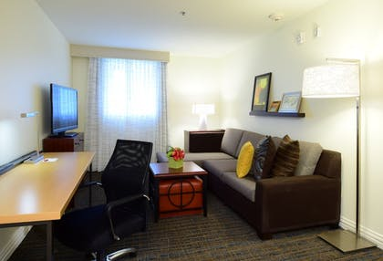 Living Room | Residence Inn by Marriott Salt Lake City - Downtown