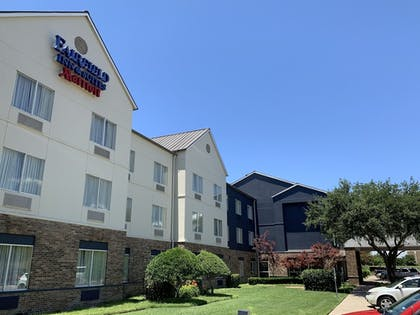 Hotel Front | Fairfield Inn & Suites Fort Worth/Fossil Creek