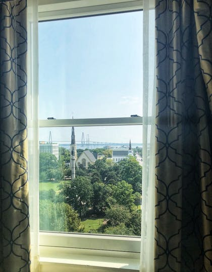 City View | The Francis Marion Hotel