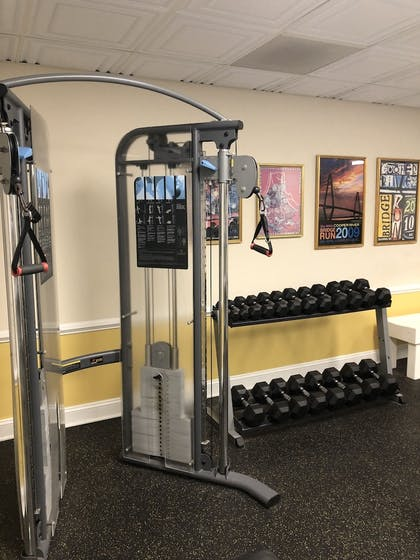 Fitness Facility | The Francis Marion Hotel