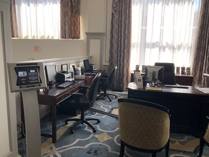 Property Amenity | The Francis Marion Hotel