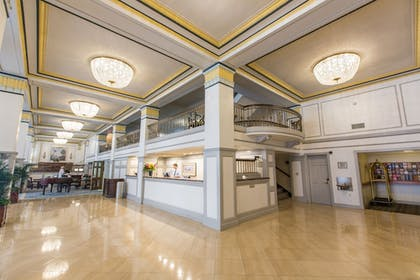 Check-in/Check-out Kiosk | The Francis Marion Hotel