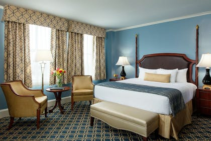 Guestroom | The Francis Marion Hotel