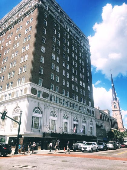 Exterior | The Francis Marion Hotel