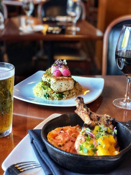 Food and Drink | The Francis Marion Hotel
