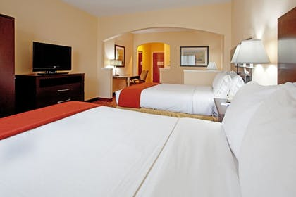 Guestroom | Holiday Inn Express Hotel & Suites Greenville Airport