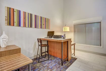 Business Center | Holiday Inn Express Hotel & Suites Greenville Airport