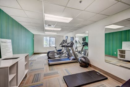 Fitness Facility | Holiday Inn Express Hotel & Suites Greenville Airport