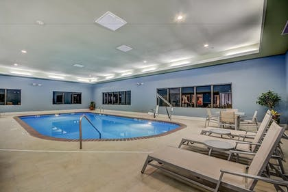Indoor Pool | Holiday Inn Express Hotel & Suites Greenville Airport
