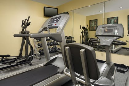 Fitness Facility | Best Western Alamo Suites