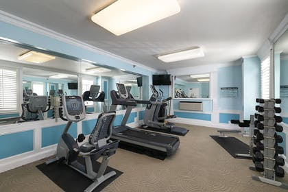 Fitness Facility | The Georgian Hotel