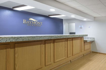 Lobby | Baymont by Wyndham Oklahoma City/Quail Springs