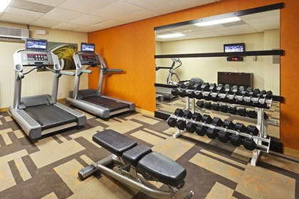 Fitness Facility | Courtyard by Marriott Austin South