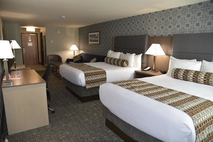 Guestroom | Best Western Plus Las Vegas West