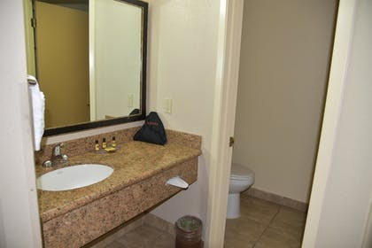 Bathroom | Best Western Plus Las Vegas West