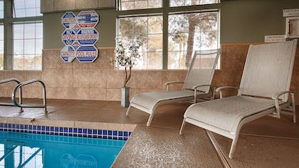 Indoor Pool | Best Western Plus Las Vegas West