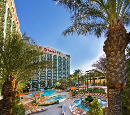 Outdoor Pool | The Orleans Hotel & Casino
