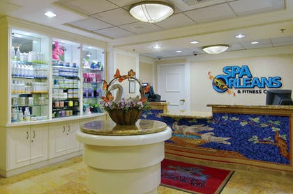 Spa Reception | The Orleans Hotel & Casino