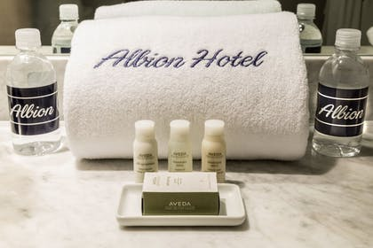 In-Room Amenity | Albion South Beach Hotel