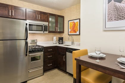 In-Room Kitchen | Residence Inn Tallahassee North/I-10 Capital Circle