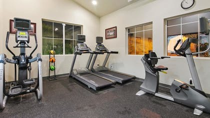 Fitness Facility | Best Western Plus Grant Creek Inn