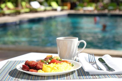 Breakfast Meal | South Seas Hotel
