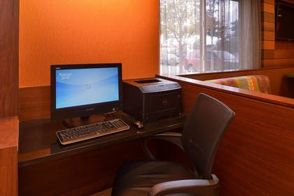 Business Center | Fairfield by Marriott St Charles