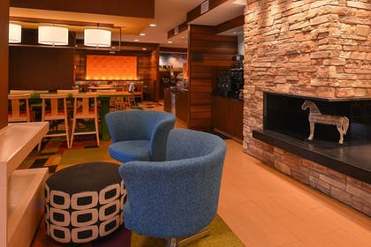 Lobby | Fairfield by Marriott St Charles