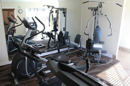 Gym | Best Western El Centro Inn