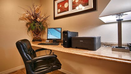 Business Center | Best Western El Centro Inn