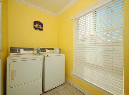 Laundry Room | Best Western El Centro Inn