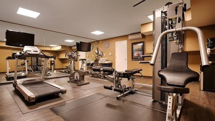 Gym | Best Western The Inn & Suites Pacific Grove