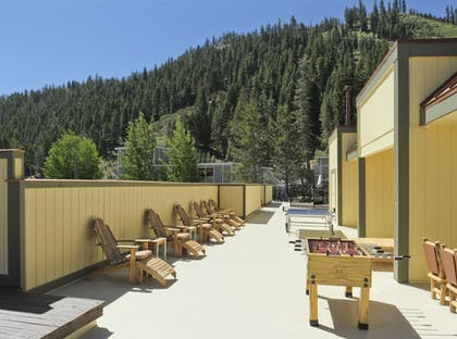 Childrens Area | Red Wolf Lodge At Squaw Valley