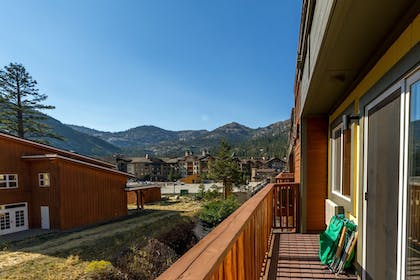 Balcony View | Red Wolf Lodge At Squaw Valley