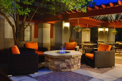 Terrace/Patio | HYATT house Denver Tech Center