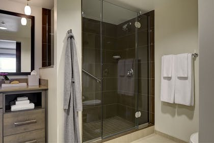 Bathroom Shower | HYATT house Denver Tech Center