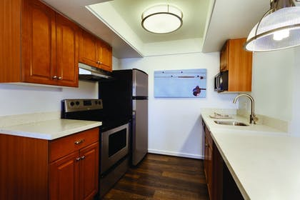 In-Room Kitchen | HYATT house Denver Tech Center
