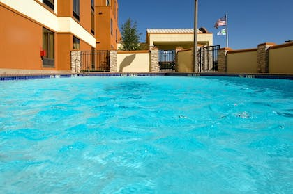 Pool | Holiday Inn Express Hotel & Suites DFW Airport South