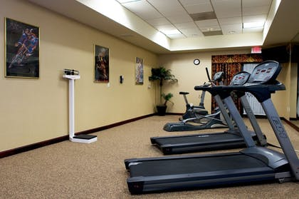 Fitness Facility | Holiday Inn Express Hotel & Suites DFW Airport South