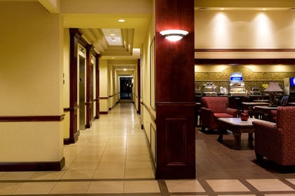Hotel Interior | Holiday Inn Express Hotel & Suites DFW Airport South
